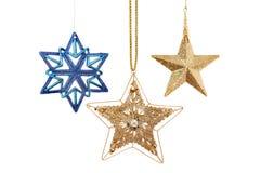 3 звезды стоковые изображения