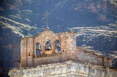 звенеть pisaq церков колоколов Стоковое Изображение RF