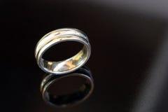 звените венчание Стоковое Изображение