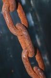 звенья цепи Стоковые Фото