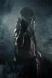 Зверский герой апперкота Стоковая Фотография