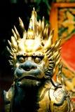 зверь свирепый Стоковая Фотография RF