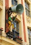 звонарь колокола Стоковые Фото