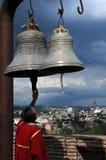 Звонарь колокола Стоковая Фотография RF