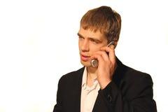 звонок дела Стоковые Фото