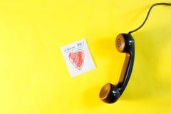 звонок коммерсантки предпосылки красивейший изолировал меня молодой Стоковое Фото