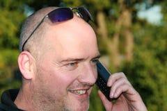 звонок содружественный Стоковое фото RF