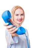 Звонок для медицинской концепции назначения стоковая фотография rf