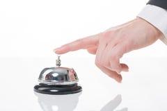Звонок для помощи Стоковые Фотографии RF