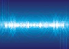 Звуковая война цифров Стоковая Фотография