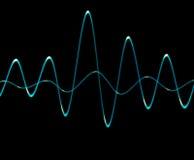 Звуковая война 2 Стоковая Фотография RF