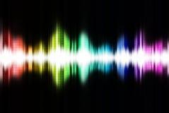 звуковая война Стоковые Изображения