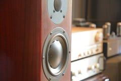 звуковая система Стоковая Фотография RF