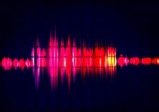 звуковые войны выравнивателя бесплатная иллюстрация