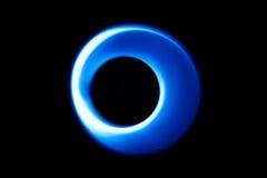 Звуковые войны в видимом голубом цвете Стоковые Изображения RF