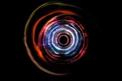 Звуковые войны в темноте Стоковое Изображение RF