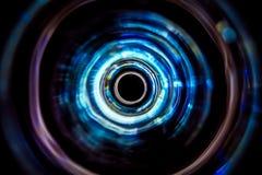 Звуковые войны в темноте Стоковая Фотография