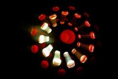 Звуковые войны в темноте Стоковые Изображения