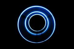 Звуковые войны в темноте стоковое фото rf