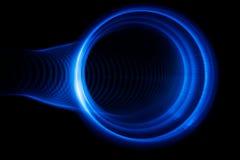 Звуковые войны в темноте Стоковое Изображение