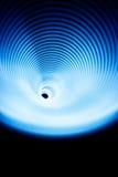 Звуковые войны в темноте Стоковое Фото