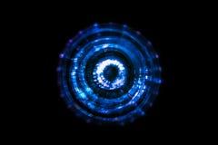 Звуковые войны в темноте Стоковая Фотография RF
