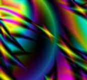 звёздное предпосылки ретро Стоковое Фото