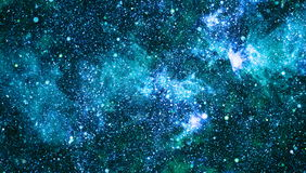 Звёздная текстура предпосылки космического пространства Глубокий космос Стоковое Изображение RF