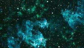 Звёздная текстура предпосылки космического пространства Глубокий космос Стоковые Фото