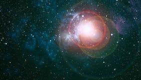 Звёздная текстура предпосылки космического пространства Глубокий космос Стоковое фото RF