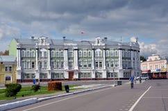 Здание администрации Vologda стоковая фотография rf