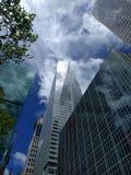 здание банка америки стоковые фото