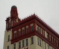 Здание банка в Флориде Стоковое Изображение