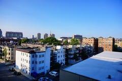 Здание Бостона городское Стоковые Изображения RF