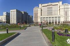 Здание Государственной Думы Российской Федерации Стоковые Изображения RF