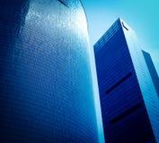 Здание делового центра стоковое изображение