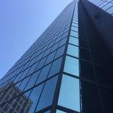 Здание Джона Hancock в Бостоне Стоковые Фотографии RF