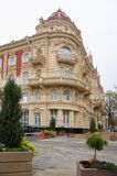 Здание Думы города, 1899 Архитектор a Pomerantsev Стоковые Изображения