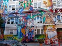 Здание женщины, Сан-Франциско Стоковое Изображение RF