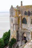 Здание замка аббатства ` s St Michael Стоковое Изображение RF