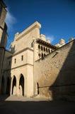 Здание замока Стоковое Изображение