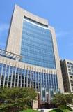 Здание здания суда Миннеаполиса, Минесота, США Стоковые Фотографии RF