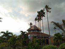 Здание используемое для поклонения стоковое изображение