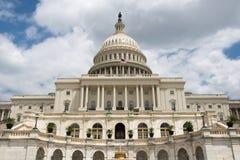 Здание капитолия Соединенных Штатов, DC Вашингтона, Соединенные Штаты стоковое фото