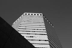 Здание карандаша ` Matitone ` небоскреб конструированный Skidmore, Owings, Merrill, Lanata и Мессиной, Генуей, Италией стоковое фото