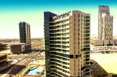 Здание Катара конструкции Стоковое Изображение RF