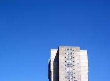 Здание кондоминиума Стоковое Изображение