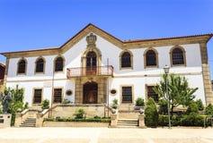 Здание муниципалитет †Coa de Foz Новы Vila « Стоковое Изображение RF