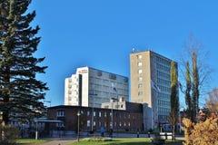 Здание муниципалитет в Boden Стоковое Фото