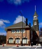 здание муниципалитет старое стоковое фото rf
